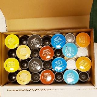 ネスレ(Nestle)のネスカフェドルチェグスト7種詰め合わせ(コーヒー)
