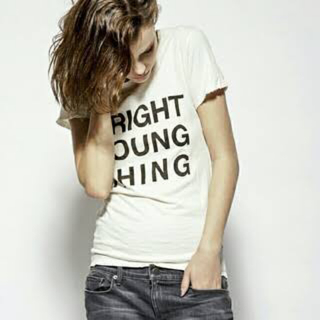 ドゥーズィエムクラス(DEUXIEME CLASSE)のDeuxieme Classe PAM &GELA ダメージTシャツ(Tシャツ(半袖/袖なし))