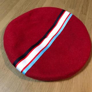 スピンズ(SPINNS)のSPINNS ベレー帽(ハンチング/ベレー帽)