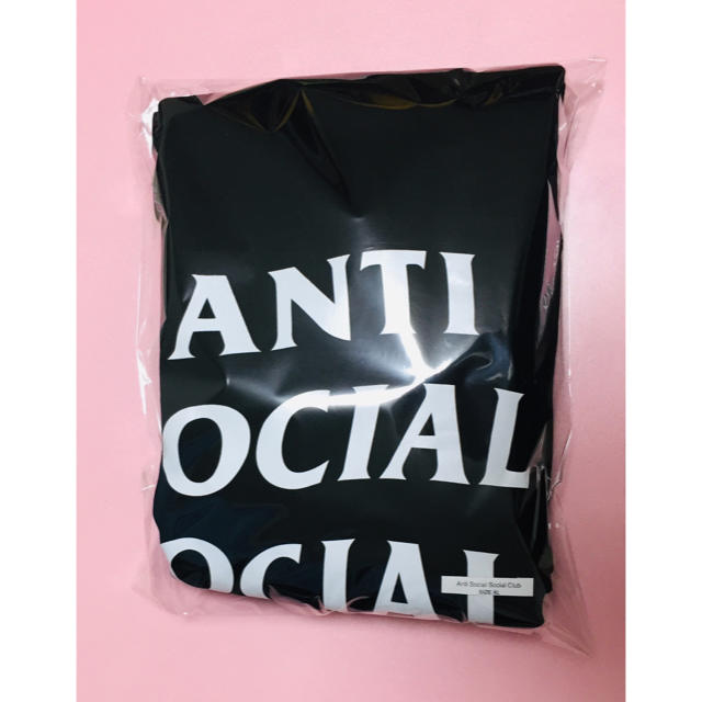 ANTI(アンチ)のアンチソーシャルソーシャルクラブ パーカー メンズのトップス(パーカー)の商品写真