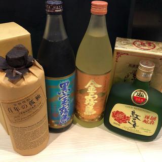 プレミア焼酎セット(焼酎)