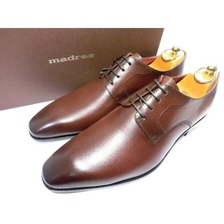 madras - 【新品◆日本製◆定価3万】マドラス 革靴 25.5 EEE(25.5~26向け)