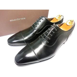 マドラス(madras)の【新品◆日本製◆定価3万】マドラス 革靴 27.0 EE(27~27.5向け)(ドレス/ビジネス)