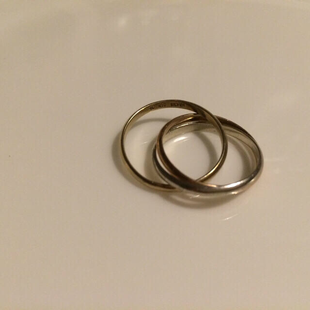 4℃(ヨンドシー)のsale♩ 4℃ ring レディースのアクセサリー(リング(指輪))の商品写真