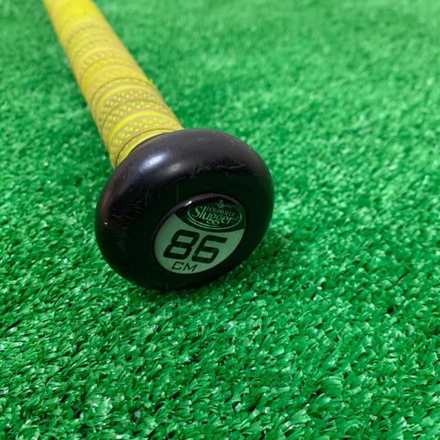 Louisville Slugger(ルイスビルスラッガー)のルイスビルスラッガー 軟式バット ブラックモンスター  スポーツ/アウトドアの野球(バット)の商品写真