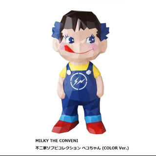 MILKY THE CONVENI 不二家ソフビコレクション ペコちゃん (キャラクターグッズ)