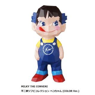 フラグメント(FRAGMENT)のMILKY THE CONVENI  不二家 ソフビ ペコちゃん COLOR(キャラクターグッズ)