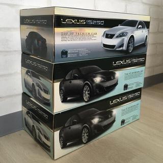 トヨタ(トヨタ)のLEXUS 3台(ホビーラジコン)
