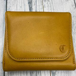 クレドラン(CLEDRAN)のクレドラン ミニ財布  イエロー(財布)