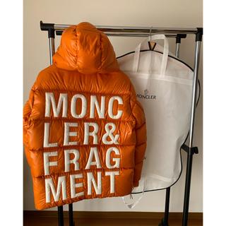 モンクレール(MONCLER)の新品未使用 サイズ2 MONCLER(モンクレール)hanriot(ダウンジャケット)