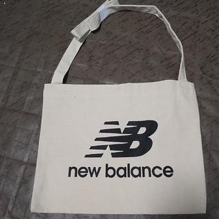 ニューバランス(New Balance)の新品!非売品!new balanceの斜めがけカバン(ショルダーバッグ)