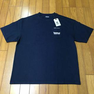 ティンバーランド(Timberland)の定価6050円・ティンバーランド・Tシャツ・Mサイズ(Tシャツ/カットソー(半袖/袖なし))