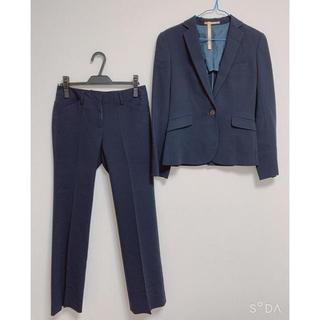 ORIHICA - 紺のレディーススーツ