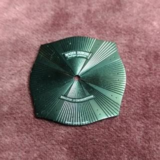 ロジェデュブイ(ROGER DUBUIS)のロジャデュブイRoger Dubuis時計ダイヤル文字盤黒Simpathie(腕時計(アナログ))