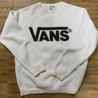 ヴァンズ(VANS)のvans スウェット トレーナー(スウェット)
