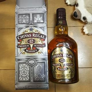 キリン(キリン)のシーバスリーガル 12年  古酒  並行品(ウイスキー)