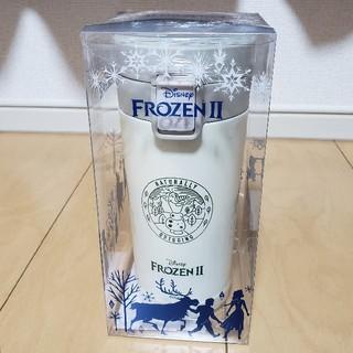 アナトユキノジョオウ(アナと雪の女王)のアナ雪2 オラフ ステンレスボトル(水筒)