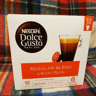 ネスレ(Nestle)のネスカフェドルチェグスト レギュラーブレンド30杯分(コーヒー)