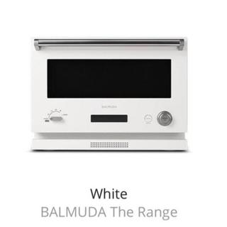 バルミューダ(BALMUDA)の『BALMUDA The Range』バルミューダ  ザ  レンジ ホワイト(電子レンジ)