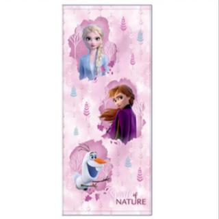 アナトユキノジョオウ(アナと雪の女王)のアナと雪の女王2 フェイスタオル 限定(キャラクターグッズ)