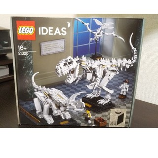 レゴ(Lego)のレゴ (LEGO) アイデア 恐竜の化石 21320(その他)