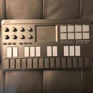 コルグ(KORG)のKORG MIDI Bluetooth nanoKeyStudio(MIDIコントローラー)