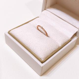 クミキョク(kumikyoku(組曲))のKUMIKYOKU、ダイヤ、指輪(リング(指輪))