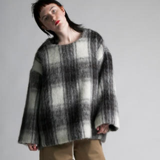 Dulcamara - mybeautifullandlet モヘアニット セーター オーバーサイズ