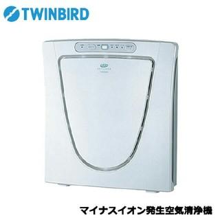 ツインバード(TWINBIRD)のTWINBIRD AC-D358PW [マイナスイオン発生空気清](空気清浄器)