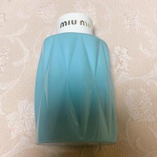 ミュウミュウ(miumiu)のmiumiu ボディローション(ボディローション/ミルク)