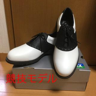 ヨネックス(YONEX)のYONEX ゴルフシューズ 26.0  POWER CUSHION(シューズ)
