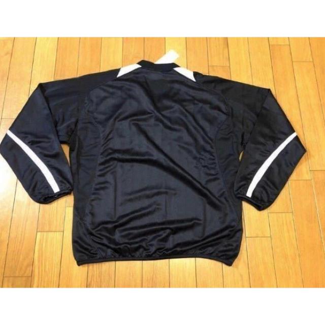 asics(アシックス)の新品 asics メンズ トレーニングトップス Lサイズ ブラック アシックス スポーツ/アウトドアのサッカー/フットサル(ウェア)の商品写真