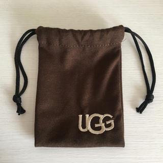 アグ(UGG)のUGG アグ 巾着袋(小物入れ)