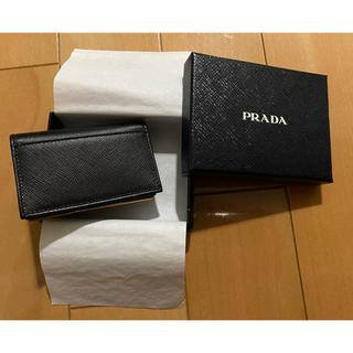 プラダ(PRADA)のPRADA*カードケース(名刺入れ/定期入れ)