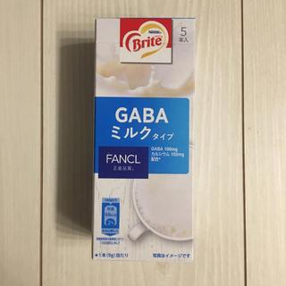 ネスレ(Nestle)のネスレブライト GABAミルクタイプ 5本入り(その他)