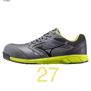 MIZUNO - [ミズノ] 安全靴 オールマイティ LS 軽量 紐 JSAA 27