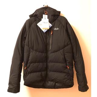ロンハーマン(Ron Herman)の2回のみ着用 Rab Infinity Jacket GORE-TEX 防風(ダウンジャケット)