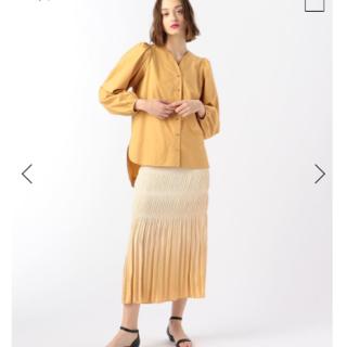 トゥモローランド(TOMORROWLAND)のtomorrowland Rodebjer  新品 スカート(ロングスカート)
