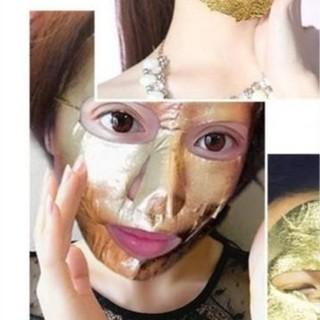 バイオアクア ゴールドマスク 3枚(パック/フェイスマスク)