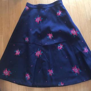 エージーバイアクアガール(AG by aquagirl)の値下げ済み アクアガール  スカート (ロングスカート)