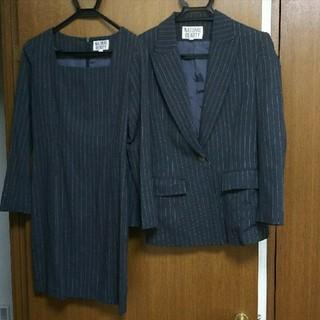 ナチュラルビューティー(NATURAL BEAUTY)の美品 NATURAL BEAUTY ナチュラル ビューティー ワンピーススーツ(スーツ)