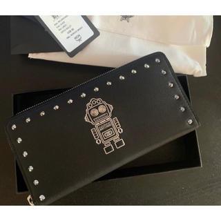 エムシーエム(MCM)のMCM Robot bifold wallet  長財布(長財布)