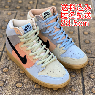 ナイキ(NIKE)のNIKE SB DUNK HIGH PRO EASTER SPECTRUM(スニーカー)