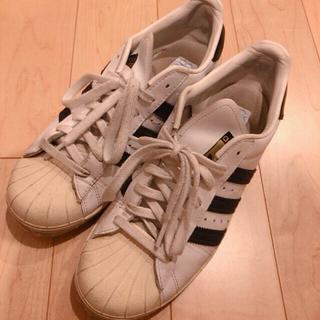 アディダス(adidas)のアディダス スーパースター 26センチ(スニーカー)