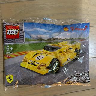 レゴ(Lego)のLEGO レゴ x フェラーリFerrari x シェルshell(その他)