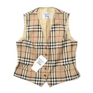 BURBERRY - ◇Burberrys◇size11 new novacheck vest