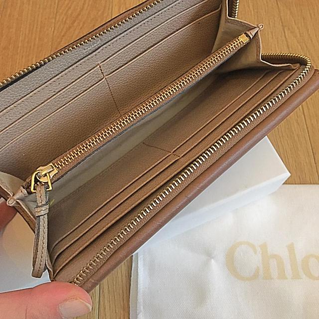 財布 クロエ 長