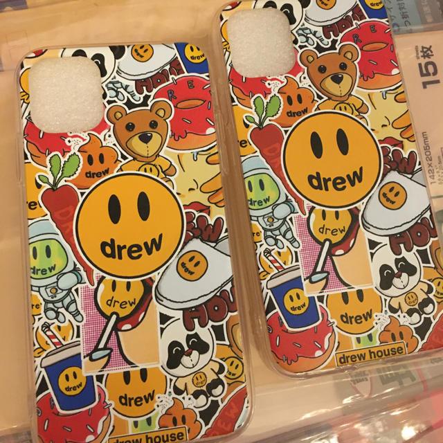 iphone ケース root | iPhone11    drew house 携帯ケース ジャスティン ビーバーの通販 by umbrella|ラクマ