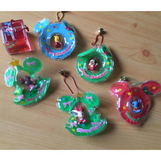 ディズニー(Disney)のディズニー クリスマスオーナメント(モビール)