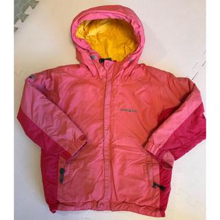 mont bell - モンベル パウダーライトジャケット 120 女の子 ジャンパー スキーウェア